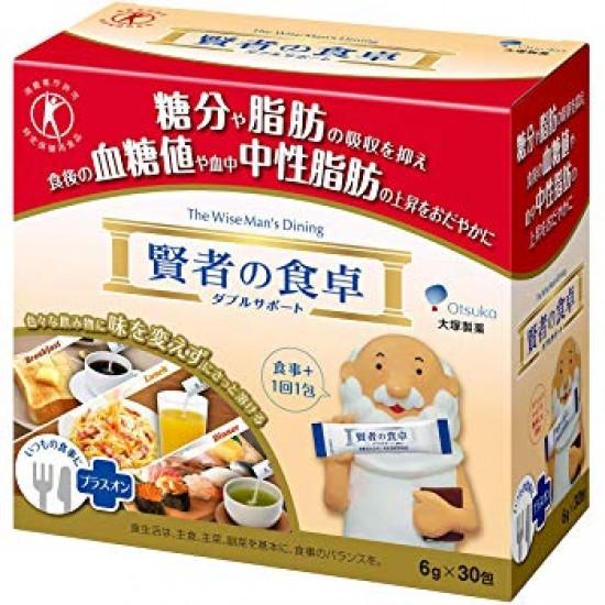 日本大塚賢者の賢者之食桌6gx30包 by hermana beauty 認證優網店