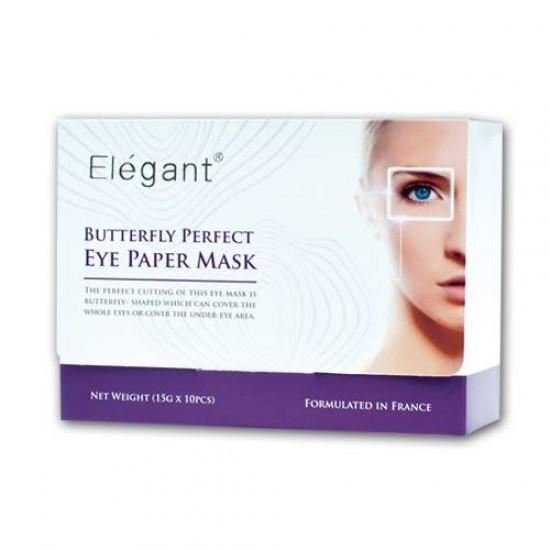 嶄新的蝴蝶形?眼膜紙設計,可以完全覆蓋眼窩、眼肚甚至是眼尾位置,緊貼眼部的設計,可令精華液吸收得更淋漓盡致?
